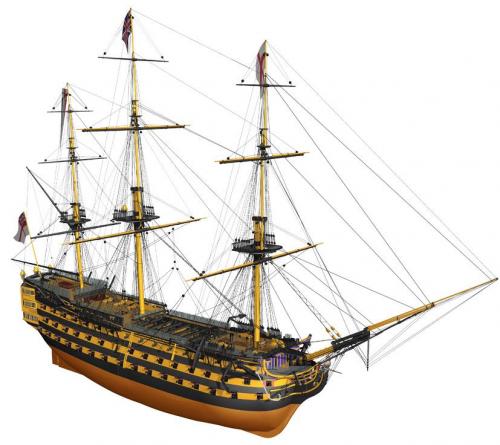 BB498 HMS Victory