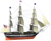BB508 USS Constitution